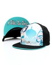 Hats - Jasmine Aladdin Snapback Hat-2446715