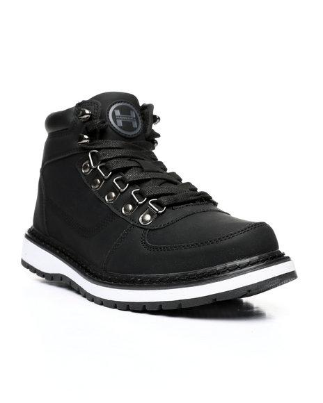 HAWKE & Co. - Jordan Lace-Up Boots