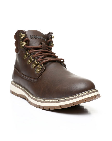 HAWKE & Co. - Raleigh Lace-Up Boots