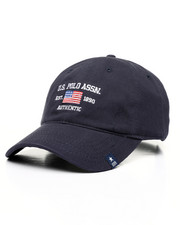 Dad Hats - US Polo ASSN Twill Dad Hat-2447385