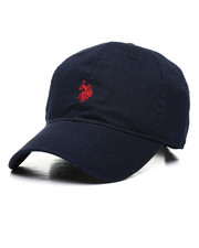 Dad Hats - US Polo ASSN Washed Dad Hat-2447368