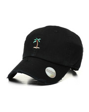 Dad Hats - Palm Tree Vintage Dad Hat-2453685