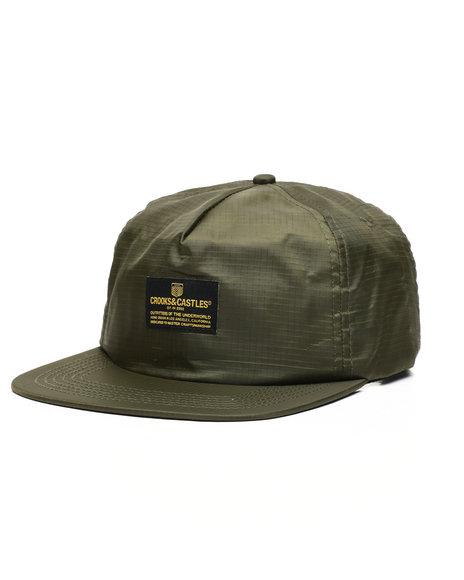 Crooks & Castles - Headlines Snapback Hat