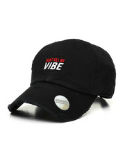 Dad Hats - Don't Kill My Vibe Vintage Dad Hat-2453683