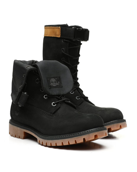 Timberland - All Leather Gaiter Boots