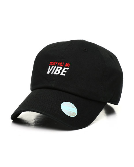 Buyers Picks - Don't Kill My Vibe Classic Dad Hat