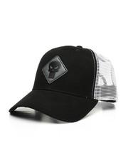 Hats - Punisher Mesh Trucker Hat-2446706