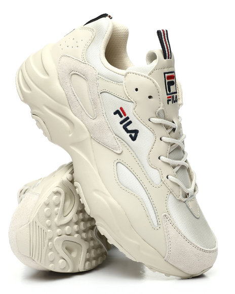 Fila - Ray Tracer Cement Sneakers