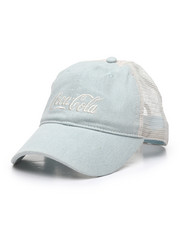 Hats - Coca Cola Denim Dad Hat-2447753