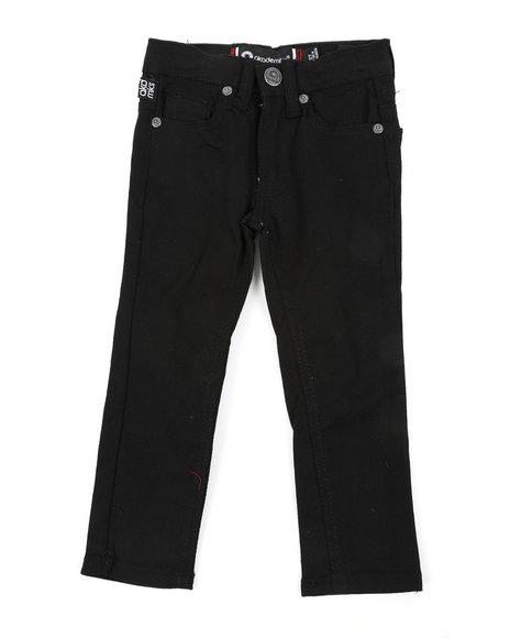 Akademiks - Color 5 Pkt Jeans (2T-4T)