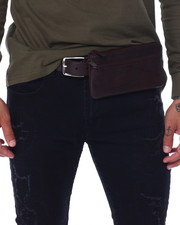 Belts - Leather Belt Bag-2454556