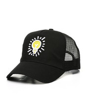 Keith Haring - Bright Idea Snapback Hat-2453730