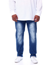 Jeans & Pants - Skinny Fit 5 Pocket Jean Sand Blue Wash-2453543