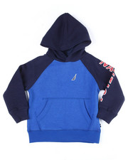 Boys - Nautica Pullover Hoodie (2T-4T)-2455102