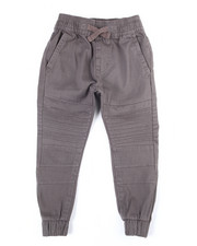 Phat Farm - Stretch Washed Twill Moto Jogger (2T-4T)-2454967