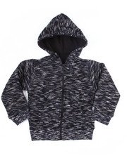 Outerwear - Fleece Zip Hoody (2T-4T)-2454996