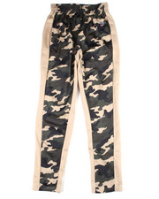 Sweatpants - Camo Tricot Jogger Open Bottom (8-20)-2455153