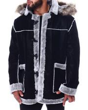 Heavy Coats - Shearling Coat (B&T)-2455502