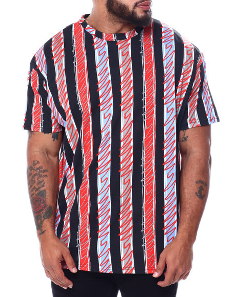 Buyers Picks - Stripes S/S Knit (B&T)