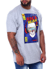"Big & Tall - ""Comic"" S/S Tee (B&T)-2453981"