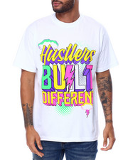 Shirts - Hustlers Built Different Tee-2456171