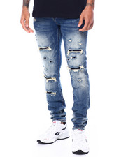 Jeans & Pants - Pacific Distressed Indigo Wash Jean-2456393