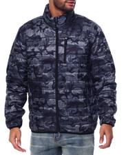 Mens-Winter - PACKABLE DOWN PUFFER JACKET-2455773