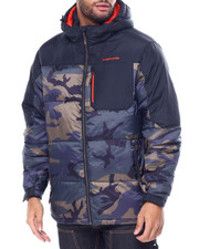 Mens-Winter - Heavy Weight Puffer-2456365