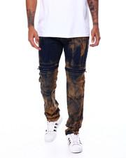 Buyers Picks - Rust Wash Moto Jean w Zip Knee-2455841