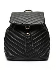 Handbags - Chevron Quilted Backpack-2453664