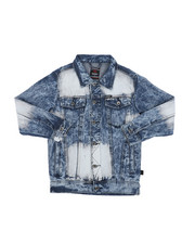 Akademiks - Trucker Denim Jacket (8-20)-2451833