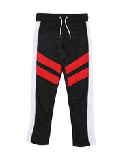 Activewear - Color Blocked Track Pants (8-18)-2451739