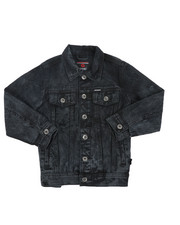 Outerwear - Trucker Denim Jacket (4-7)-2451806