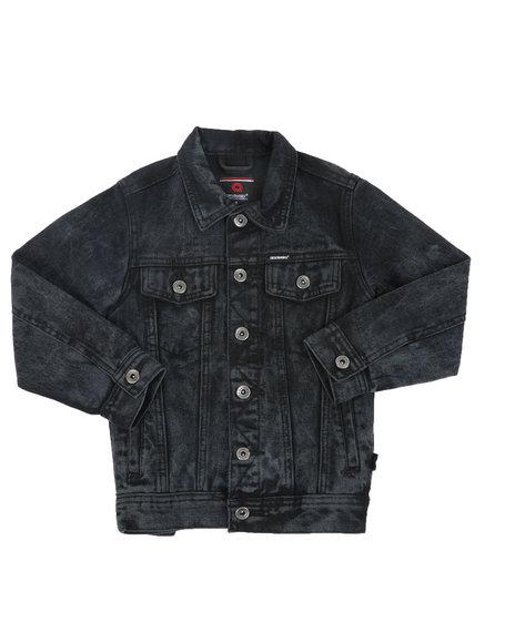 Akademiks - Trucker Denim Jacket (4-7)