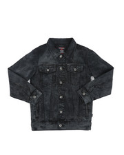 Outerwear - Trucker Denim Jacket (8-20)-2451813