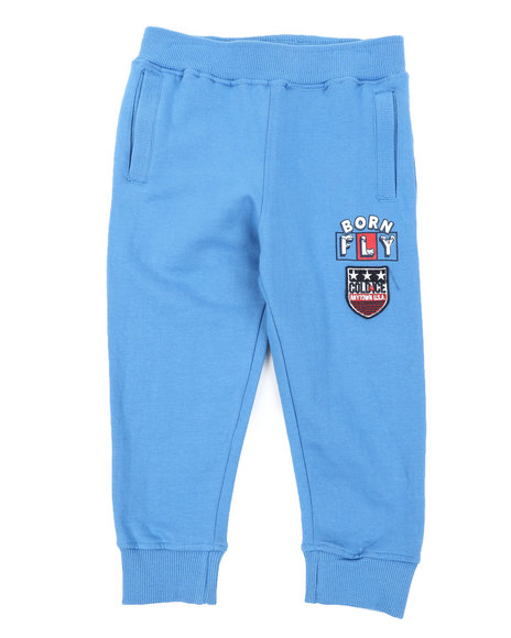 Born Fly - CTTN Fleece Sweatpants (2T-4T)