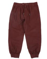 Pants - Stretch Twill Moto Jogger Pants (4-7)-2451754