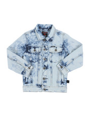 Akademiks - Trucker Denim Jacket (4-7)-2451818