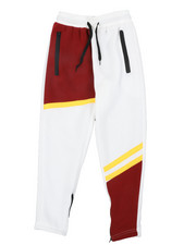 Sweatpants - Color Block Fleece Sweatpants (8-20)-2451848