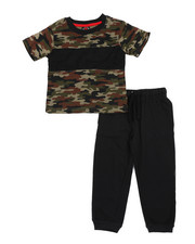 Enyce - 2 Pc Jogger Set (2T-4T)-2450796