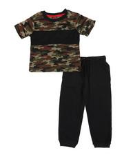 Boys - 2 Pc Jogger Set (2T-4T)-2450796