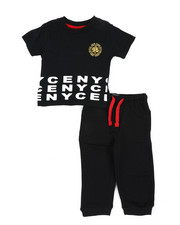 Infant & Newborn - 2 Pc Jogger Set (Infant)-2450779