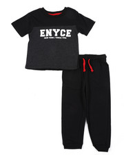 Enyce - 2 Pc Jogger Set (2T-4T)-2450783