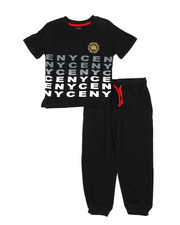Enyce - 2 Pc Jogger Set (2T-4T)-2450881