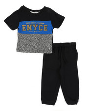 Infant & Newborn - 2 Pc Jogger Set (Infant)-2450843