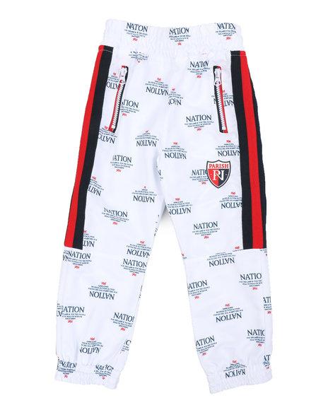 Parish - Nylon Windbreaker Pants (4-7)