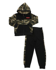 Boys - 2 Pc Jogger Set (4-7)-2452521