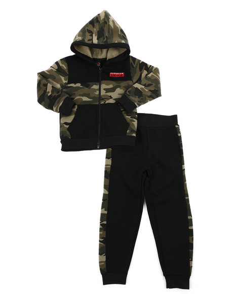 Enyce - 2 Pc Jogger Set (4-7)