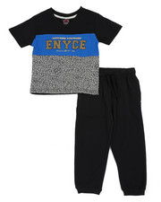 Boys - 2 Pc Jogger Set (2T-4T)-2450847