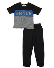 Enyce - 2 Pc Jogger Set (4-7)-2450856